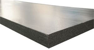 SilverGlo™ crawl space wall insulation available in La Fayette