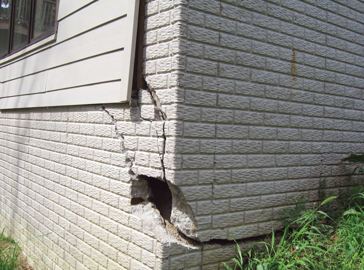Foundation Damage and Water Intrusion in Your Tennessee Home