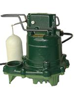 cast-iron zoeller sump pump systems available in La Fayette, Tennessee